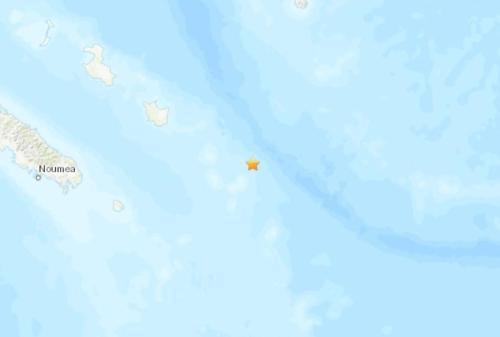 南太平洋洛亚蒂群岛附近7.5级地震已发布疏散令