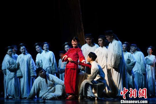 歌剧《檀香刑》于国家大剧院登台