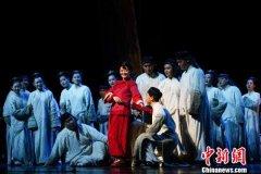 歌剧《檀香刑》于国家大剧院登台 将演至5日