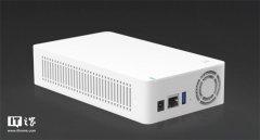 小米生态链小白家庭云盘发布 内置3.5英寸监控级硬盘