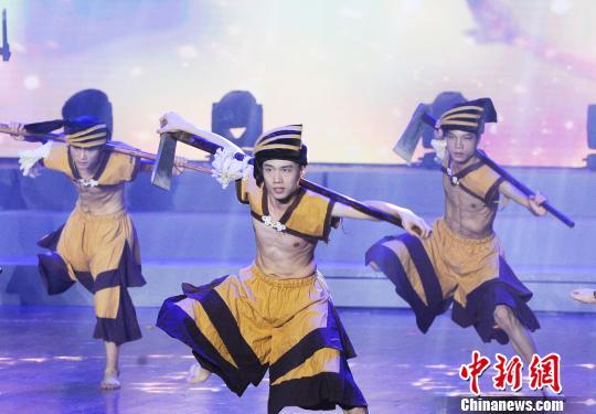 广西西林举办文化节展示句町古老文化