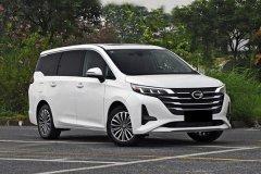 广汽传祺GM6今日上市 预售价区间为11.5-16.5万元