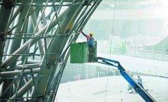 北京大兴国际机场主航站楼室内装修已完工80% 大吊顶工程完成95%