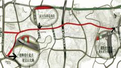 贵阳延安东路延伸段开工 预计建设时间为1年半