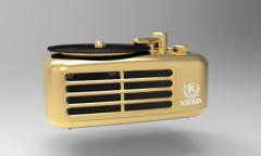 K金音响荣获2000万天使投资,会乐器的智能音响