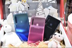 2018年度中端拍照手机黑马:三星Galaxy A9s后置四摄,颠覆你的世界