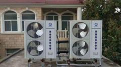 南方集中供暖不现实,还是空气能分户式采暖更适合