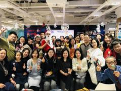 到华尔街英语北京中心一起探索圣诞的奥妙十双