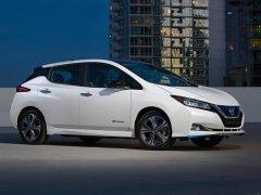 日产发布新款纯电动车聆风E-plus 配备62kWh电池