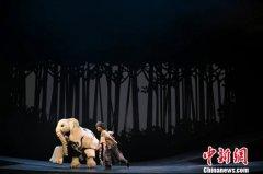 人偶舞台剧《最后一头战象》登台国家大剧院 演出将持续至13日