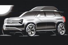 大众推纯电动硬派SUV 提供标轴三门版车型和长轴五门版车型
