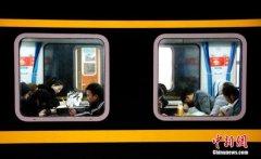 春运首日全国发送旅客6754.5万人次 其中铁路发送953.2万人次
