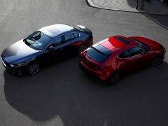 全新马自达3将于3月在美国上市 搭载全新2.0L和2.5L自然吸气发动机