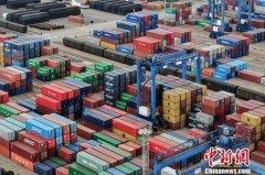 2018年河北省外贸进出口总值3551.6亿元 比上年同期增长5.1%