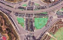 西安曲江大道与南三环十字昨日通车试运行 改造后通行能力将提升30%