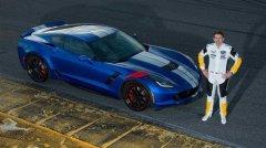 科尔维特发布4款车手版本车型 车身颜色及内饰配色各有不同