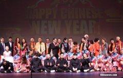 """2019""""欢乐春节·魅力中国""""系列活动在美国洛杉矶举行"""