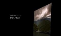 索尼推新品OLED电视A9G,体验音画质的全新升级