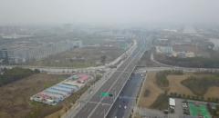 苏州东环南延二期试通行 全长约4.8公里