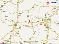 2月10日20时30分山西阳泉市盂县发生2.6级地震 震源深度5千米