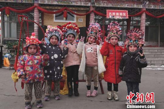 """春节期间,山西开展了""""春满三晋欢乐万家""""为主题的三大板块十二类文化惠民活动。山西省文化和旅游厅供图"""