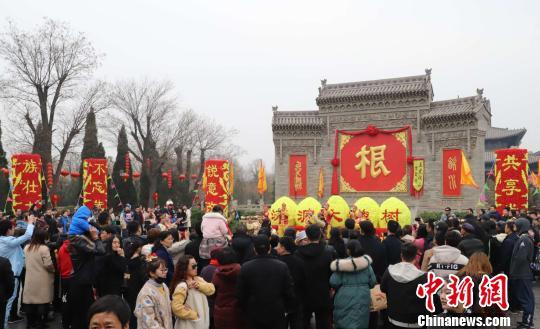 春节期间,山西实现旅游综合收入近80亿元人民币。山西省文化和旅游厅供图