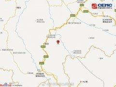 2月12日22时47分云南省普洱市普洱县发生2.9级地震 震源深度5千米