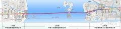 苏州金鸡湖隧道开工 全长约6.04公里