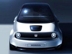 本田首款纯电动轿车将于3月在日内瓦车展亮相 内饰配五块大屏