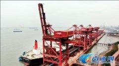南通港今年1月完成货物吞吐量2427.8万吨 同比增长20.4%