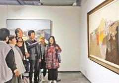 第七届全国(大芬)中青年油画展开幕 展期为2月26日至5月4日