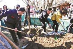 北京玉渊潭樱花预计下周报春 今年将新栽植200余株樱花树