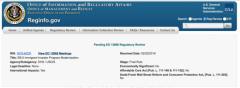 侨外美国投资移民:递交审议国土安全部EB-5涨价提案即将出台