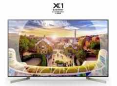 超薄机身 索尼4K液晶电视X9000F融入你的家居环境