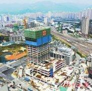福州火车站打造最大交通枢纽 规划总建筑面积约16.57万平方米