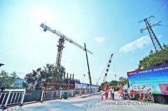 深惠城际铁路初步列为2022年前动工项目