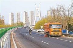 燕潮大桥今日通车 全长1118.6米