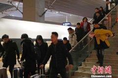 清明小长假铁路上海站预计发送旅客164万人 比去年多发送9.59万人