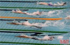 全国春季蹼泳锦标赛将乐启幕 84名蹼泳健儿参赛