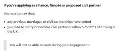 【UVIC】2019英国婚姻类签证最新攻略!