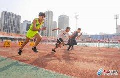 晋江2019年体育中考昨日开考 报考人数比去年增加1742人