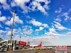 1月至3月新疆机场累计运输旅客838.74万人次 完成货邮4.02万吨