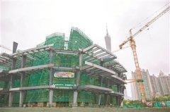 广州美术馆预计明年完工 项目累计完成投资2.8亿元