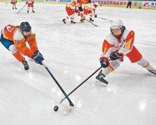 2019年国际冰联女子冰球世锦赛 中国队无缘升入甲级A组
