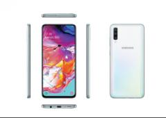 苏宁易购独家火热预售中 三星Galaxy A70带来全新影像体验