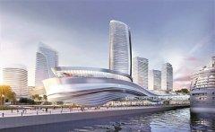 广州南沙邮轮母港航站预计8月完工 11月正式开港通航