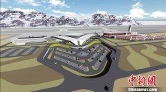 西藏山南隆子等3个支线机场航站楼最佳设计参考方案确定