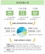 新疆昌吉州奇台今年预计种植104.5万亩小麦 占全县农作物种植面积65%