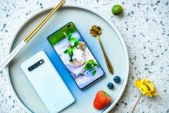 三星Galaxy S10系列成為安卓機皇,實至名歸!