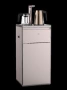 家用饮水机牌子什么好,美的国风茶吧机智能防烫,值得选择